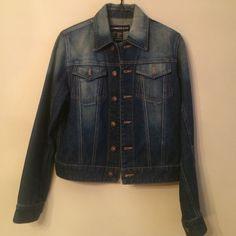 Express denim jacket. New condition Express denim jacket in like new condition. Only worn a few times. Express Jackets & Coats Jean Jackets