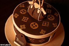 LV cake | Flickr: partage de photos!