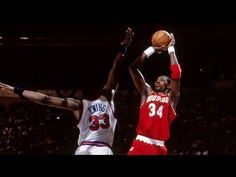 Hakeem Olajuwon - The Dream [HD]......enjoyed watching him at UH and with the Rockets.