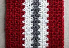 Single Crochet Scarf Pattern
