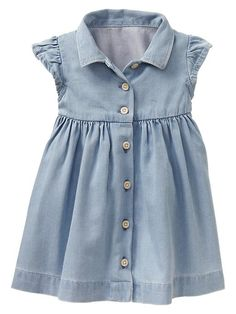 Gap | Denim shirtdress