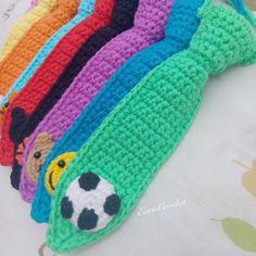 Crochet Necktie,for kids,with cartoon,accessories baby boy&girl