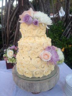 Victoria Zoch Cake for Tiffany & John Wedding