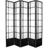 "Found it at Wayfair - 83.5"" x 70"" Double Cross Shoji 5 Panel Room Divider"