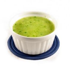 Cómo hacer salsa de ajo y perejil