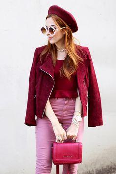1 peça 3 looks: jeans rosinha