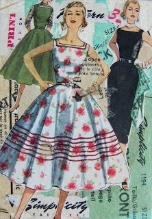 C. Dianne Zweig - Kitsch 'n Stuff: Collaging With Vintage Sewing Patterns