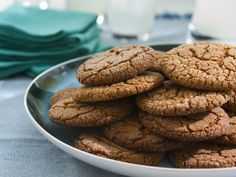 Get Cinnamon Cookies Recipe from Food Network