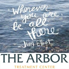 Wherever you are, be all there #recovery #inthemoment #justfortoday