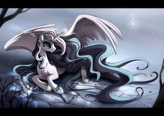 Frost Queen by Ruhje on DeviantArt Celestia And Luna, Princess Celestia, Mlp My Little Pony, My Little Pony Friendship, Pokemon, Nightmare Moon, Mlp Fan Art, Princess Pictures, Mlp Pony
