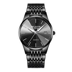 Męski zegarek marki prosty zegarek na rękę męski zegarek ze stali nierdzewnej unikalne modne zegarki zegar data Relojes Para Hombre,Kupuj od sprzedawców w Chinach i na całym świecie. Ciesz się bezpłatną wysyłką, wyprzedażami, łatwymi zwrotami i ochroną kupujących! Ciesz się ✓ bezpłatną wysyłką na cały świat! ✓ Limit czasu sprzedaży ✓ Łatwy zwrot Luxury Couple, Couple Watch, Waterproof Watch, Leather Watch Bands, Casual Watches, Luxury Watches For Men, Aliexpress, Sport Watches, Stainless Steel Case