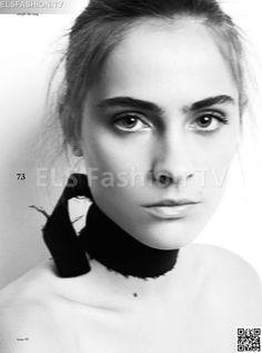 Simple The Magazine N. 5 Aug 2015 - Model Charlotte Coquelin - Full HQ Gallery - ELS Fashion TV