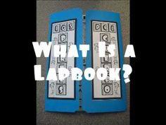 La mirada de un profesor: Lapbooks
