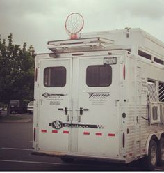 Dad can we put something like this on our horse trailer........... Like for state?