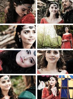 Clara Oswald: what a q u e e n she would have made #doctorwho