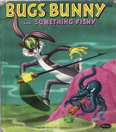 Bugs Bunny by Calsidyrose, via Flickr