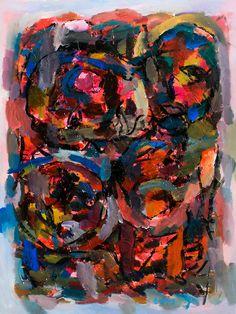 'Childbirth' by Anas Homsi