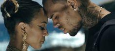 NIGERIAN TOP SECRET: Photos: Chris Brown features Karrueche in his new ...