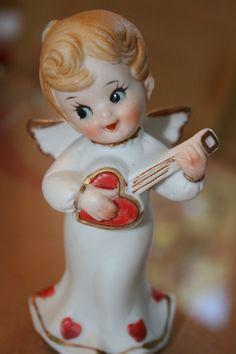 Valentines Day lefton angel