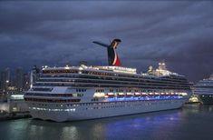 Carnival Victory cruise ship- 5 months Till I set sail!!!