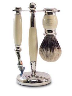 Edwardian Fusion Shaving Set  by  Taylor of Old Bond Street