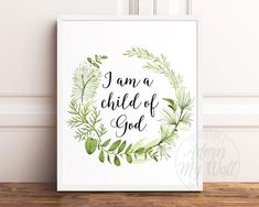 Bible Verse For Baby Room I am a child of God Bible Verse For Nursery Baby Boy Bible Verse Christian Nursery Print Nursery Wall Art Nursery Prints, Nursery Wall Art, Girl Nursery, Nursery Ideas, Bedroom Ideas, Bible Verse Art, Bible Verse Wall Art, Baby Bible, Baby Shower Quotes