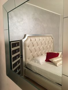 #bed #bedroom #luxurybedroom #bespokefurniture