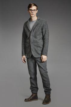 Makia Wool Knit Suit