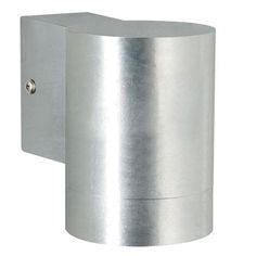 Nordlux Castor Maxi Galvanized Wall Light