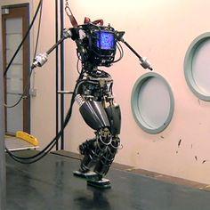 Atlas Bipedal Robot