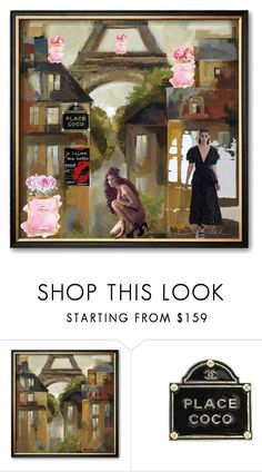 """""""Coco Chanel's Wonderland"""" by rosa-flora ❤ liked on Polyvore featuring Chanel"""