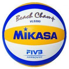 MIKASA Beach Champ VLS 300      #Mikasa #VLS300-SV #Volleyball  Hier klicken, um weiterzulesen.