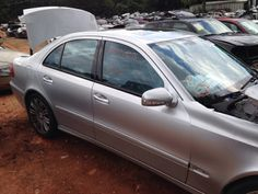 """Not only can """"ASAP Car Parts"""" help finance and install the part for you but we carry all kinds of American & Foreign  used car parts as well!  ((2007 Mercedes E350 / Stock# 1508036)) Call for details 888-596-6565 www.asapcarparts.com"""