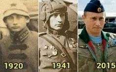 Putin, and look alikes of the past
