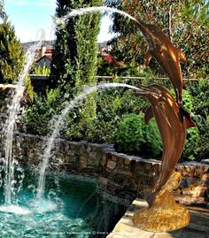 1000 Images About Spitter Fountains On Pinterest Pond