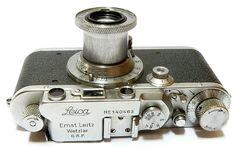 A Leica 3 (Leica III) by Ernst Leitz, Wetzlar, Germany leica.3.elmar.1