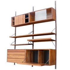 Poul Cadovius shelf unit - vintage