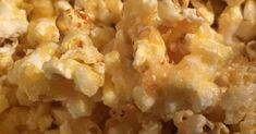 Recipe Caramel Popcorn by MrsRobinson, learn to make this recipe easily in your kitchen machine and discover other Thermomix recipes in Desserts & sweets. Kitchen Machine, Thermomix Desserts, Golden Syrup, Sweets Recipes, Popcorn, Macaroni And Cheese, Caramel, Recipies, Vegetarian