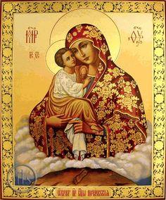 Pochaev Icon of the Mother of God