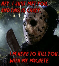 Made a Jason Meme!