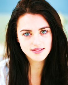 Katie McGrath magical eyes