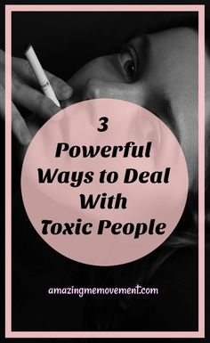 Do you still have a hard time dealing with the toxic people in your life? These 3 tips might help. Inspirational Blogs, Inspiring Quotes About Life, Relationship Quotes, Life Quotes, Relationships, Building Self Esteem, Sex And Love, Toxic People, Best Blogs