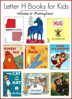 Tot Labs presents Letter of the Week book recommendations for toddlers and preschoolers by Welcome to Mommyhood, #preschoolactivities, #montessoriactivities, #montessori, #handsonlearning, #letteroftheweek, #lotw, #freeprintables