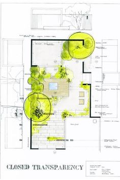 Quick And Easy Landscaping On A Budget - House Garden Landscape Landscape Design Plans, Garden Design Plans, Landscape Architecture, Landscaping Design, Landscape Drawings, Cool Landscapes, Sketches Arquitectura, Plan Sketch, Plan Drawing