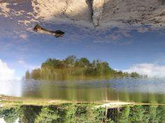 Buursermeertje (upside down:) Water