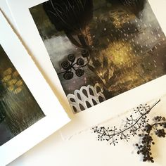 Preparing new works for later this year.