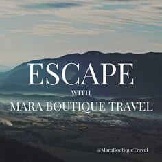 ESCAPE with MARA BOUTIQUE TRAVEL #explore #travel http://www.mara-boutique.ro/
