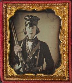"""Absalom K. Simonton II] In May of 1861, Simonton Enrolled as a Captain and Member of the """"Iredell Blues"""" in the 4th North Carolina"""