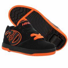 Heely's Propel 2.0 Roller Shoe (Black/Orange)