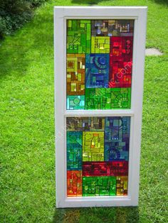 Patchwork Window